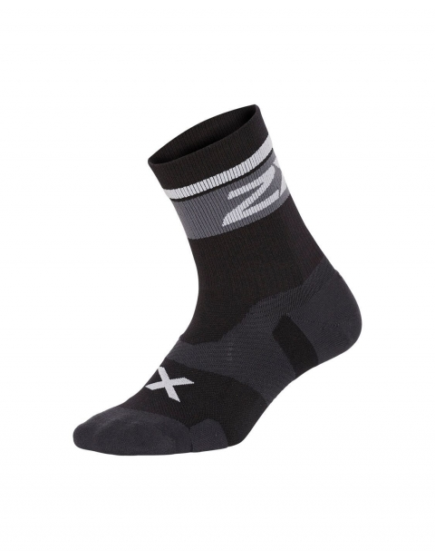 Kompresní ponožky 2XU VECTR CUSHION  CREW SOCKS